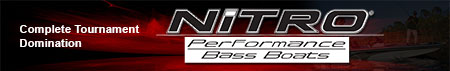 Nitro Performance Bass Boats